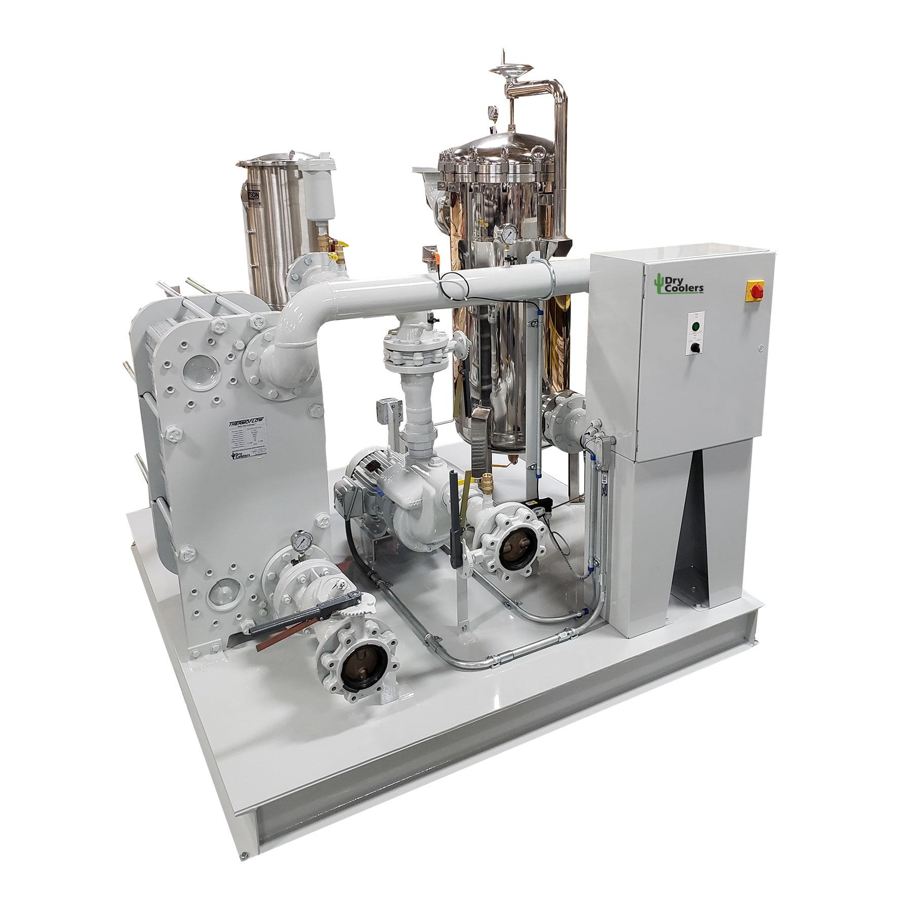 OpenLOOP QLP Series Pump Station