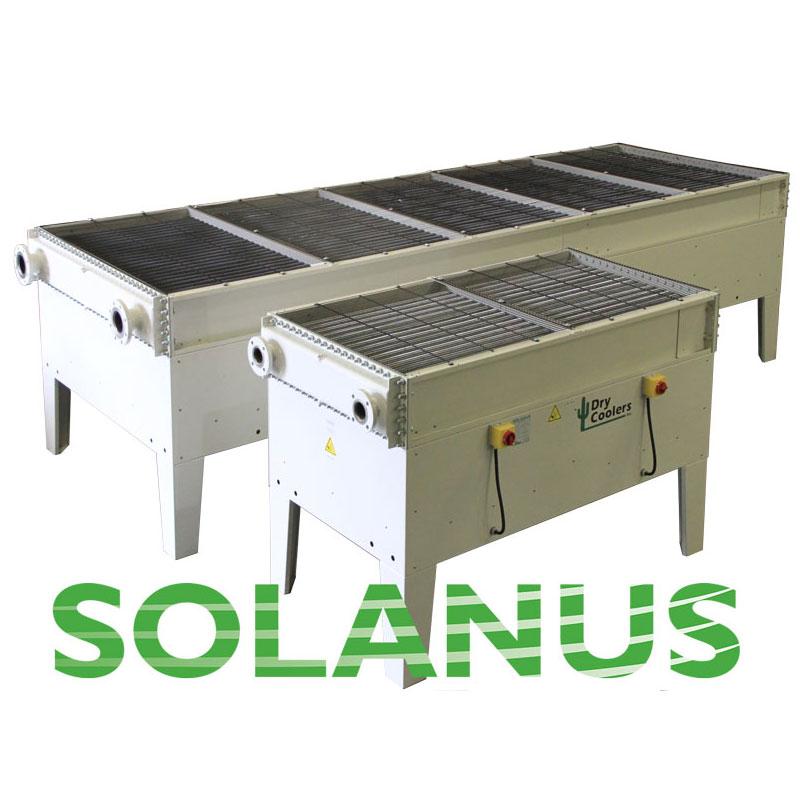 Solanus SQC Quench Cooler