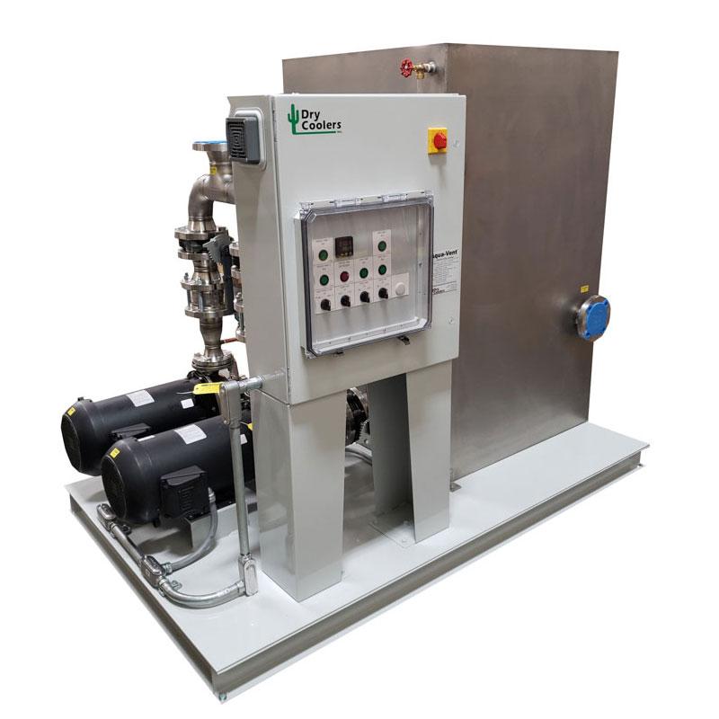 CleanLOOP NF Series Non-Ferrous Pump Station