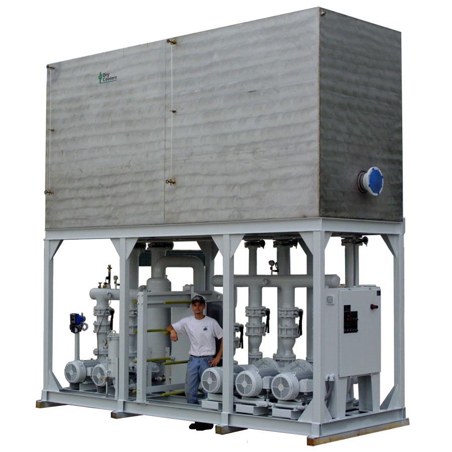 CleanLOOP WVF Series Waterfall Pump Station