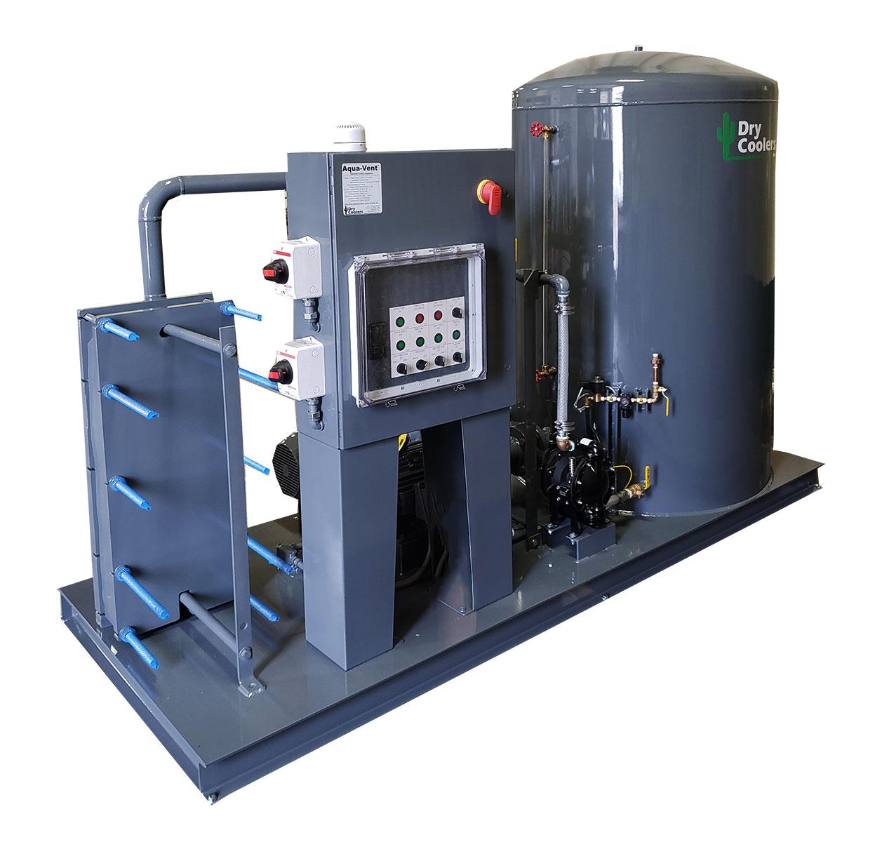 CleanLOOP Vacuum Furnace Pump Station